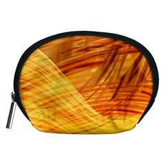 Wave Background Accessory Pouch (medium)