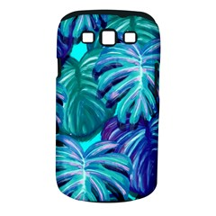 Leaves Tropical Palma Jungle Samsung Galaxy S Iii Classic Hardshell Case (pc+silicone)