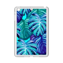 Leaves Tropical Palma Jungle Ipad Mini 2 Enamel Coated Cases by Alisyart