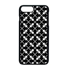 Abstract Background Arrow Apple Iphone 7 Plus Seamless Case (black) by AnjaniArt