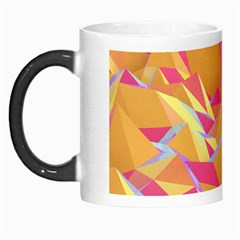 Background Mountains Low Poly Morph Mugs