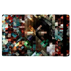 Abstract Texture Apple Ipad 2 Flip Case by AnjaniArt