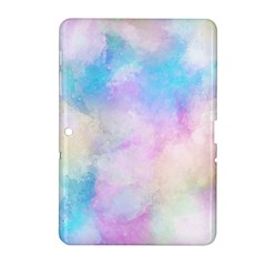 Abstract Watercolor Samsung Galaxy Tab 2 (10 1 ) P5100 Hardshell Case