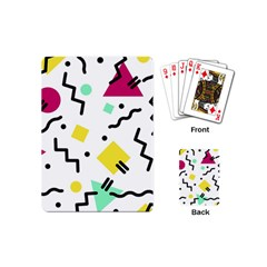 Background Abstract Playing Cards (mini)