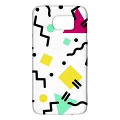 Background Abstract Samsung Galaxy S6 Hardshell Case