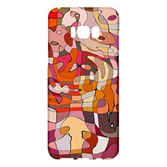 Abstract Line Samsung Galaxy S8 Plus Hardshell Case