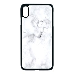 Background Abstract Watercolor White Apple Iphone Xs Max Seamless Case (black)