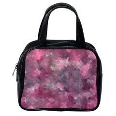 Background Abstract Classic Handbag (one Side)
