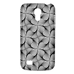 Abstract Seamless Pattern Spiral Samsung Galaxy S4 Mini (gt I9190) Hardshell Case