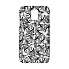 Abstract Seamless Pattern Spiral Samsung Galaxy S5 Hardshell Case