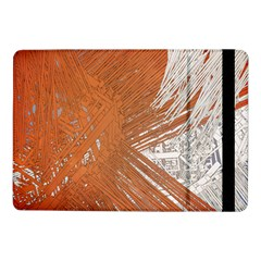 Abstract Lines Background Samsung Galaxy Tab Pro 10 1  Flip Case by Jojostore