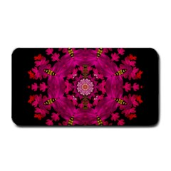 The Star Above Everything Shining Clear And Bright Medium Bar Mats by pepitasart
