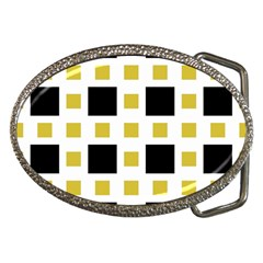 Squares On A Mission  Belt Buckles by TimelessFashion