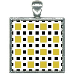 Squares On A Mission Square Necklace by TimelessFashion