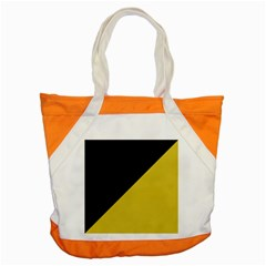 Two Triangles Accent Tote Bag by TimelessFashion