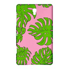 Leaves Tropical Plant Green Garden Samsung Galaxy Tab S (8 4 ) Hardshell Case