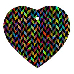 Abstract Geometric Ornament (heart)
