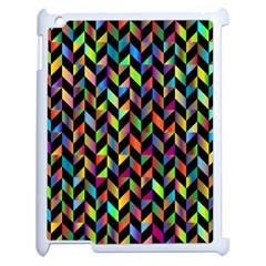 Abstract Geometric Apple Ipad 2 Case (white)