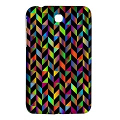 Abstract Geometric Samsung Galaxy Tab 3 (7 ) P3200 Hardshell Case  by Mariart