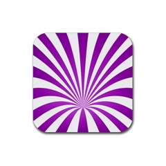 Background Whirl Wallpaper Rubber Coaster (square)  by Mariart