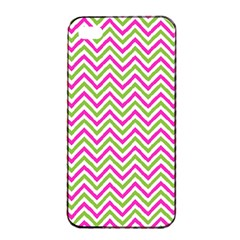 Abstract Chevron Apple Iphone 4/4s Seamless Case (black)