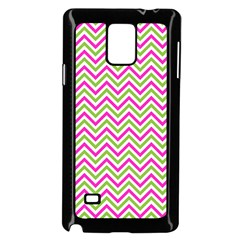 Abstract Chevron Samsung Galaxy Note 4 Case (black) by Mariart