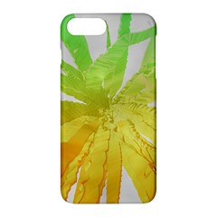 Abstract Background Tremble Render Apple Iphone 7 Plus Hardshell Case by Mariart