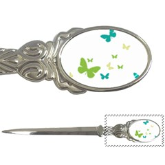 Butterfly Letter Opener by Mariart