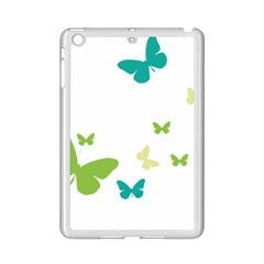 Butterfly Ipad Mini 2 Enamel Coated Cases by Mariart