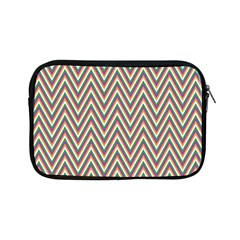 Chevron Retro Pattern Vintage Apple Ipad Mini Zipper Cases