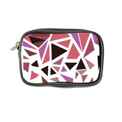 Geometric Elements Coin Purse by AnjaniArt
