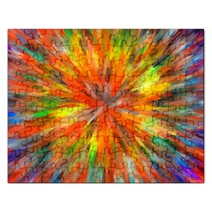 Color Background Structure Lines Space Rectangular Jigsaw Puzzl