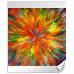 Color Background Structure Lines Space Canvas 16  X 20