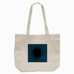 Background Spiral Abstract Tote Bag (cream)