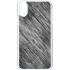 Background Texture Grunge Apple Iphone Xs Seamless Case (white)