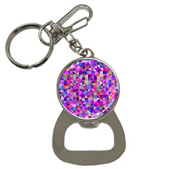 Floor Colorful Colorful Triangle Bottle Opener Key Chains
