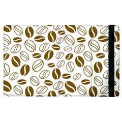 Coffee Beans Vector Apple Ipad 2 Flip Case by Mariart