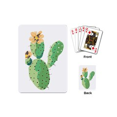 Cactaceae Thorns Spines Prickles Playing Cards (mini)