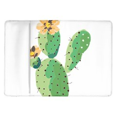 Cactaceae Thorns Spines Prickles Samsung Galaxy Tab 10 1  P7500 Flip Case