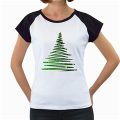 Christmas Tree Spruce Women s Cap Sleeve T by Mariart
