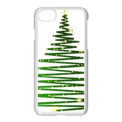 Christmas Tree Spruce Apple Iphone 7 Seamless Case (white)