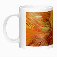 Color Background Structure Lines Night Luminous Mugs by Mariart
