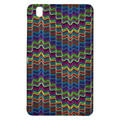 Decorative Ornamental Abstract Wave Samsung Galaxy Tab Pro 8 4 Hardshell Case by Mariart