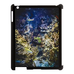 Under The Sea Apple Ipad 3/4 Case (black)