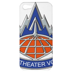 United States Army 311th Signal Command Distinctive Unit Insignia Apple Iphone 5 Hardshell Case