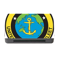 Seal Of Commander Of United States Pacific Fleet Memory Card Reader With Cf