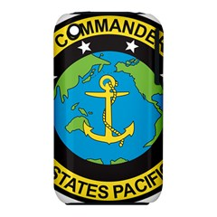 Seal Of Commander Of United States Pacific Fleet Iphone 3s/3gs