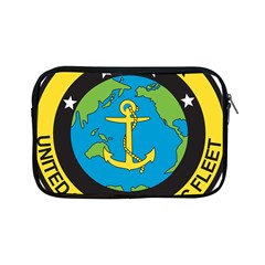 Seal Of Commander Of United States Pacific Fleet Apple Ipad Mini Zipper Cases by abbeyz71