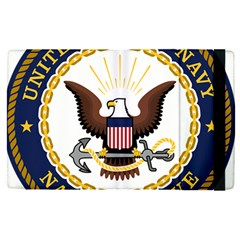 Seal Of United States Navy Reserve Apple Ipad Pro 9 7   Flip Case