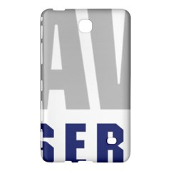 Seal Of United States Navy Reserve, 2005 2017 Samsung Galaxy Tab 4 (7 ) Hardshell Case  by abbeyz71